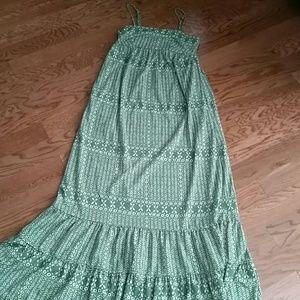 MOSSIMO SUPPLY CO Maxi dress, Small